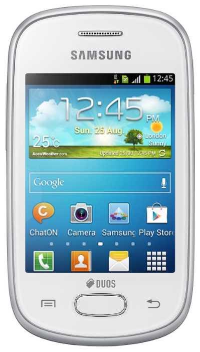 Ремонт Samsung Galaxy Star GT-S5282