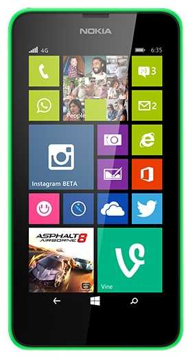 Ремонт Nokia Lumia 635