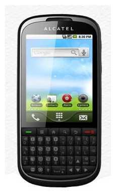 Переустановка системы (Прошивка) Alcatel One Touch 910