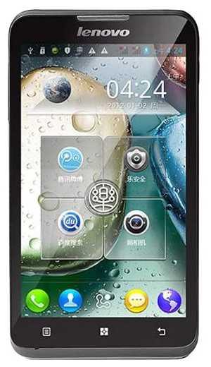 Замена дисплея, экрана A590